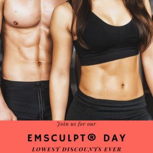 emsculpt day